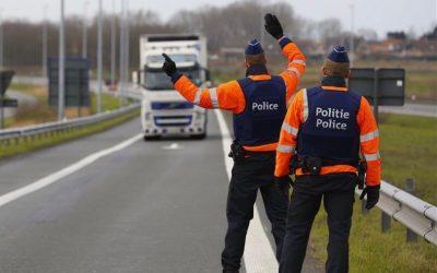 Politia din Belgia face abuz de putere