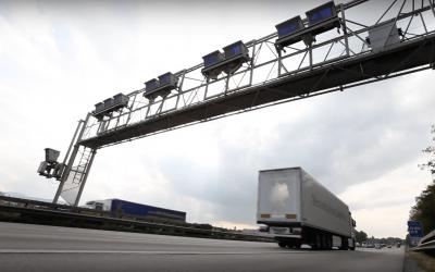 Toll Collect adauga 25.000 km din 1 iulie 2018 si creste 38,5% din 2019