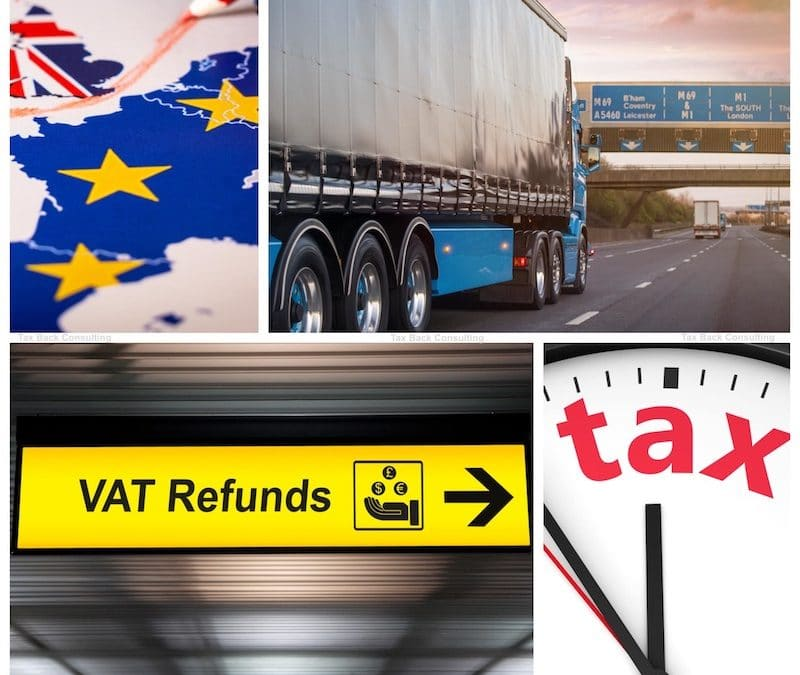 Recuperare TVA din UK 2020