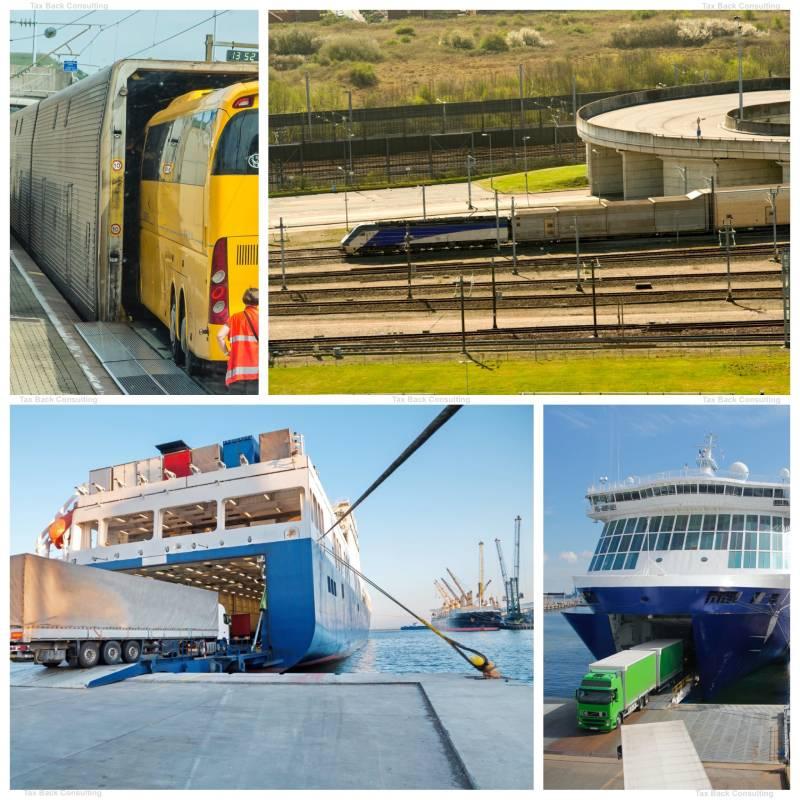 ferry tren